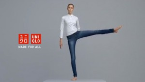 UNIQLO TV-CF