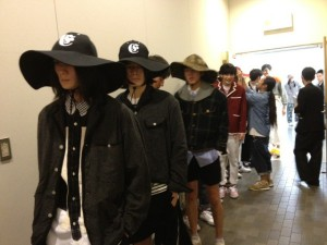 GANRYU NAGOYA Fashion Show
