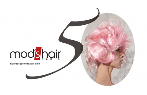 mod's hair 50th Anniversary Collection
