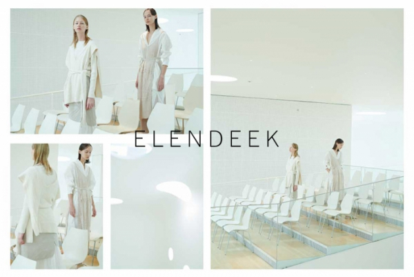 【Hair&make-up 平川陽子】ELENDEEK 2020 SPRING & SUMMER
