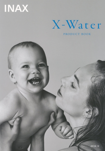 【Make-up 津田雅世 Hair 夛田恵子 】INAX X-Water PRODUCT BOOK