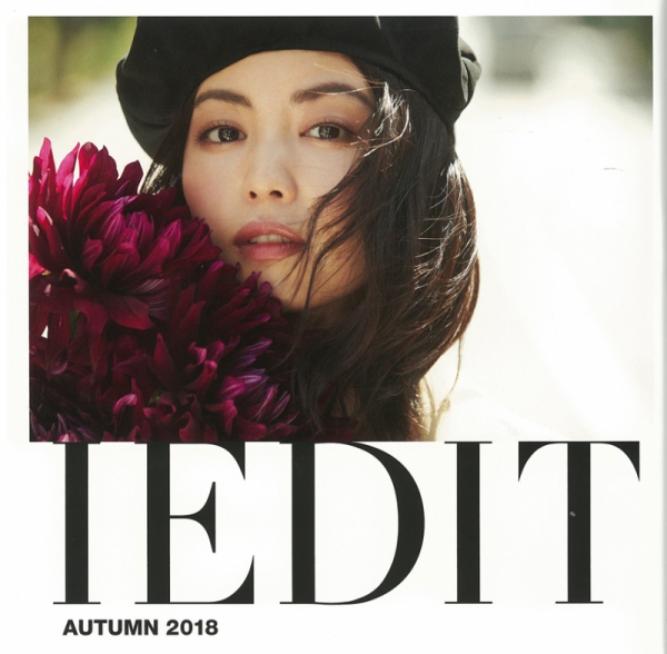 【Hair&Make-up 小澤麻衣】IEDIT Autumn2018
