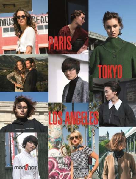 2018/A.W  COLLECTION  『PARIS/TOKYO/LOS ANGELES』