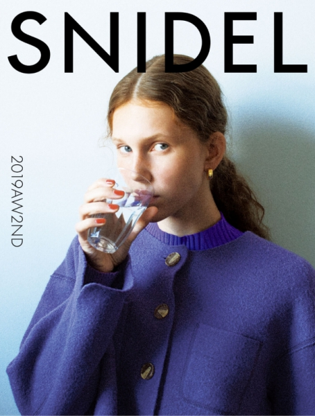 【MAKE-UP 津田雅世】SNIDEL 2019AW 2nd Collection
