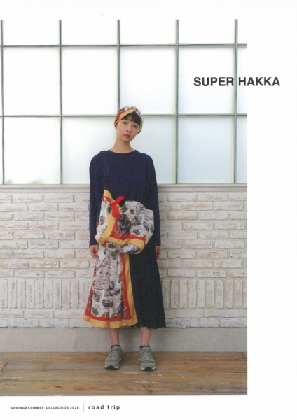 【Hair&Make-up 飯嶋恵太】SUPER HAKKA SPRING&SUMMER COLLECTION2020