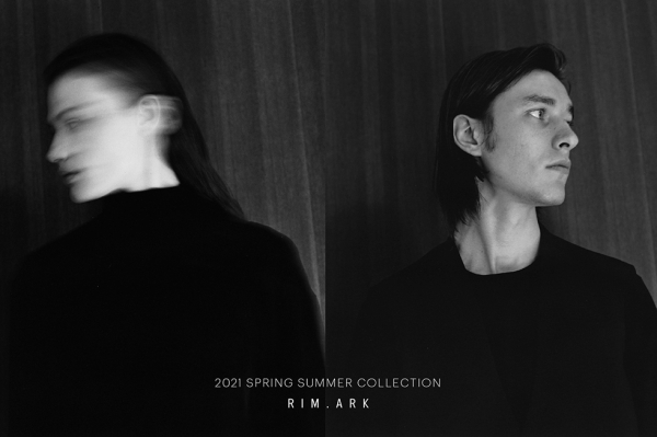 【Hair&make-up 河村慎也】RIM.ARK 2021 SPRING & SUMMER COLLECTION