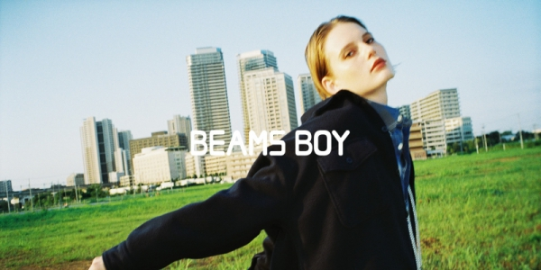【Make-up 吉田佳奈子】BEAMS BOY SEASON STYLE 2019-20 autumn/winter VOL.01